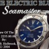 Review of the Omega Seamaster Professional Model 2254.80.00